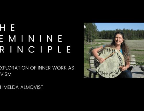 Inner Work as Activism with Imelda Almqvist