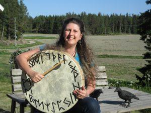 Profile Picture Imelda with Rune Drum