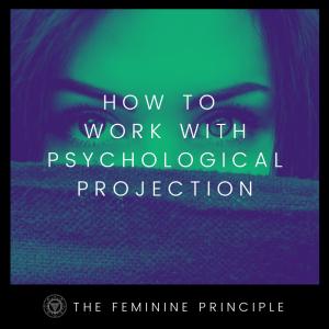 psychological projection