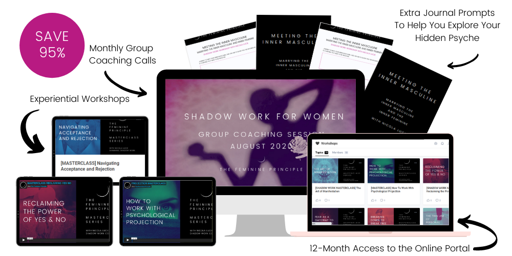 The Hidden Feminine Workshop Series