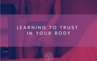 Learning to Trust In Your Body